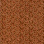 Moda Fabrics - Spice It Up - Sweet Potato Buds & Blooms - per quarter metre